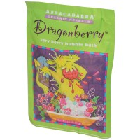 Abra Therapeutics, Dragonberry Very Berry Bubble Bath, 2.5 oz (71 g)