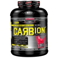 ALLMAX Nutrition, CARBion+, High Performance Carbohydrate, Fruit Punch, 5 lbs (2.35 k)