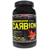 ALLMAX Nutrition, CARBion, High Performance Carbohydrate, Fruit Punch, 2.46 lbs. (1.12 k)
