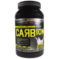 ALLMAX Nutrition, CARBion+, High Performance Carbohydrate, Unflavored, 2.4 lbs (1080 g)