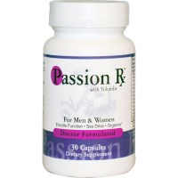 Advance Physician Formulas, Inc., Passion Rx with Yohimbe, 30 Capsules