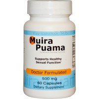 Advance Physician Formulas, Inc., Muira Puama, 500 mg, 60 Capsules