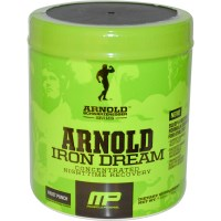 Arnold, Iron Dream, Concentrated Nighttime Recovery, Fruit Punch, 5.92 oz (168 g)
