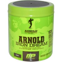 Arnold, Iron Dream, Concentrated Nighttime Recovery, Grape, 6.03 oz (171 g)