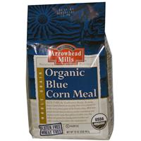 Arrowhead Mills, Organic Blue Corn Meal, 32 oz (907 g)
