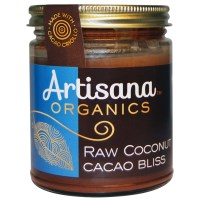 Artisana, Organic,Raw Coconut Cacao Bliss, Nut Butter, 8 oz (227 g)