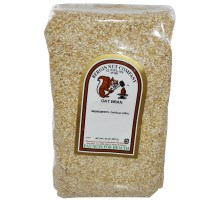 Bergin Fruit and Nut Company, Oat Bran, 32 oz (907 g)