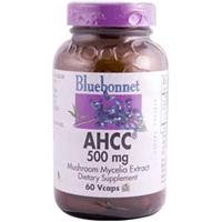 Bluebonnet Nutrition, AHCC, 500 mg, 60 Vcaps