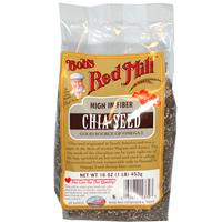Bob's Red Mill, Whole Seed Chia, 16 oz (453 g)