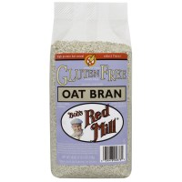 Bob's Red Mill, Oat Bran, Gluten Free, 18 oz (510 g)
