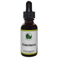 California Xtracts, Elderberry, 1 fl oz (30 ml)