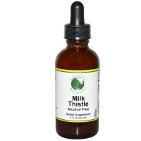 California Xtracts, Milk Thistle, Alcohol Free, 2 fl oz (59 ml)