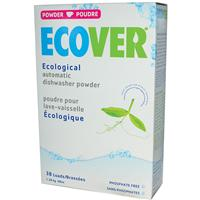 Ecover, Ecological Automatic Dishwasher Powder, 38 Loads, 48 oz (1.36 kg)
