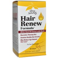 EuroPharma, Terry Naturally, Terry Naturally, Hair Renew Formula, 60 Softgels