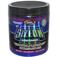 Gaspari Nutrition, SizeOn, Whey Hydrolysate Creatine Formula, Grape Cooler, 11.59 oz (330 g), (Discontinued Item)