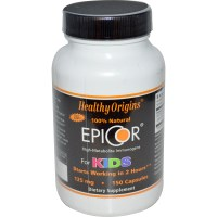 Healthy Origins, EpiCor for Kids, 125 mg, 150 Capsules