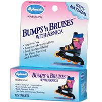 Hyland's, Bumps 'n Bruises with Arnica, 125 Tablets