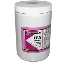 Kirkman Labs, EFA Powder, Omega-3/Omega-6 Flaxseed, 16 oz (454 g)