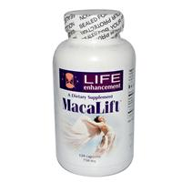 Life Enhancement, MacaLift, 750 mg, 120 Capsules