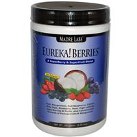 Madre Labs, Eureka! Berries, A SuperBerry & SuperFruit Blend, 6.35 oz (180 g)