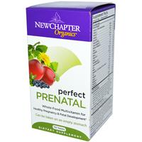 New Chapter, Organics, Perfect Prenatal, 192 Tablets