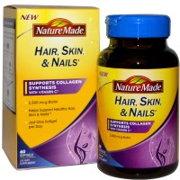 Nature Made, Hair, Skin, &, Nails, 60 Softgels