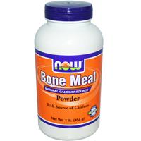 Now Foods, Bone Meal Powder, 1 lb (454 g)