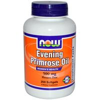 Now Foods, Evening Primrose Oil, 500 mg, 250 Softgels