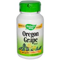 Nature's Way, Oregon Grape Root, 500 mg, 90 Capsules