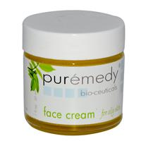 Puremedy, Bio-Ceuticals, Face Cream, For Oily Skin, 1 fl oz (30 ml)