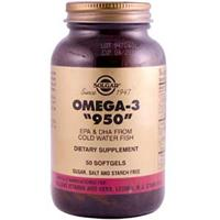 Solgar, Omega-3 EPA & DHA, 950 mg, 50 Softgels