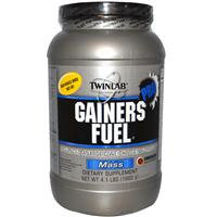 Twinlab, Gainers Fuel Pro, Mass, Chocolate, 4.1 lbs (1860 g)