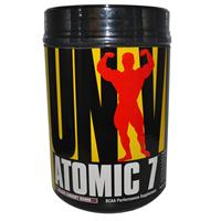Universal Nutrition, Atomic 7, BCAA Performance Supplement, Black Cherry Bomb, 2.2 lb (1 kg)